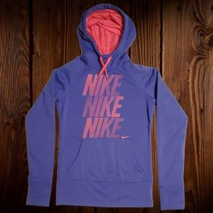 Nike Therma Fit Pullover Hoodie- Sz Large